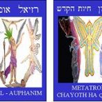 Tarot of the Angels and Demons of the Kabbalah: large